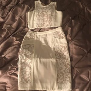 Two Piece set by Black